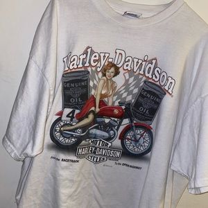 Harley-Davidson tee size 2x